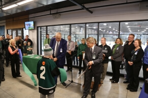 St. Luke's Sports & Event Center grand opening celebration